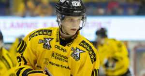 Kultaleijona teki ensimmäisen NHL-maalinsa – vire haettiin KalPasta