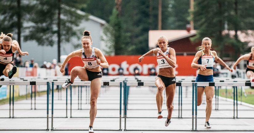 Annimari Korte ja Reetta Hurske ovat tällä kaudella alittaneet Nooralotta Nezirin nimissä olleen aiemman Suomen ennätyksen.