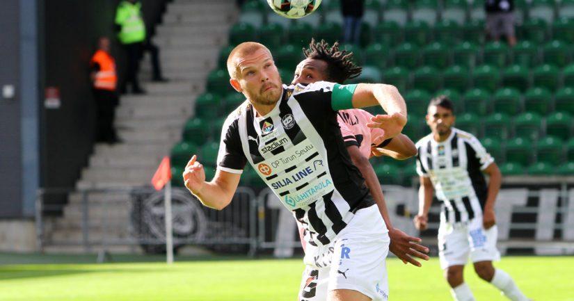 Perinteikäs TPS palasi 2020 jalkapallon Veikkausliigaan