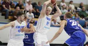 Nuori Susijengi yllätti iloisesti – päihitti Viron kahdesti