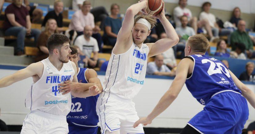 Susijengi metsästää paikkaa vuonna 2022 pelattavaan koripallon EM-turnaukseen