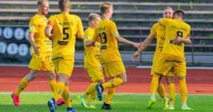 AC Oulu palaa Veikkausliigaan – kymmenen vuoden korpivaellus päättyi