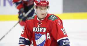 Vain yksi suomalainen varattiin NHL:ään ykköskierroksella – saksalaisia varattiin kaksi