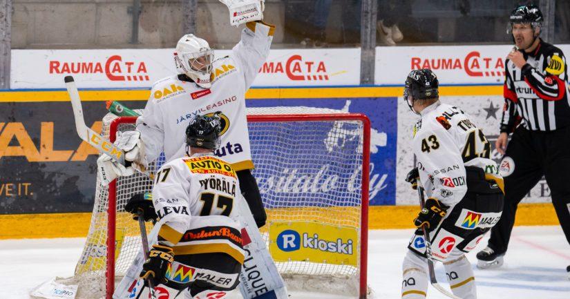 Oulun Kärpät on SM-liigan 2000-luvun menestyneimpiä joukkueita (Kuva AOP)