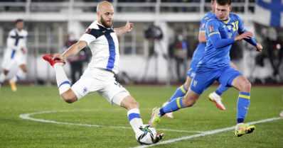 Huuhkajilla yhä mahdollisuus selviytyä Qatarin MM-kisoihin