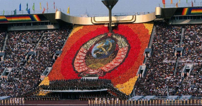 Moskovan 1980 kesäolympiakisat olivat Neuvostoliiton absurdi voimannäyte