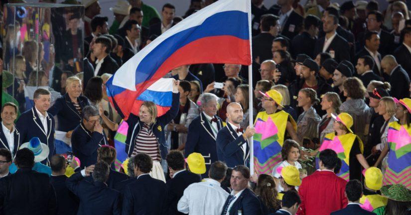 Venäjä on dopingrikkeiden takia suljettu urheilun suurtapahtumista kuten olympiakisoista vuosiksi 2020-2023.