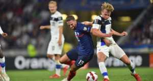 Ranska-ottelu oli Huuhkajille tyly tasonmittaus