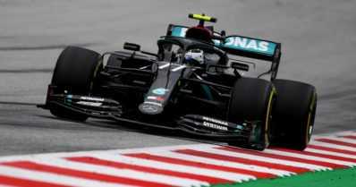 Valtteri Bottas jäi jälleen toiseksi – Ferrarin tilanne jo hävettävä