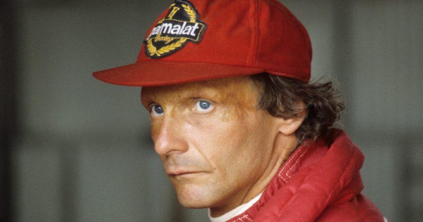 Niki Lauda kävi lähellä kuolemaa 1976. Vakavista palovammoista huolimatta hän palasi radoille ja voitti maailmanmestaruuden