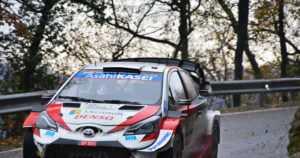 Toyota juhli Sardiniassa – Kalle Rovanperän kausi jatkui tuskaisana
