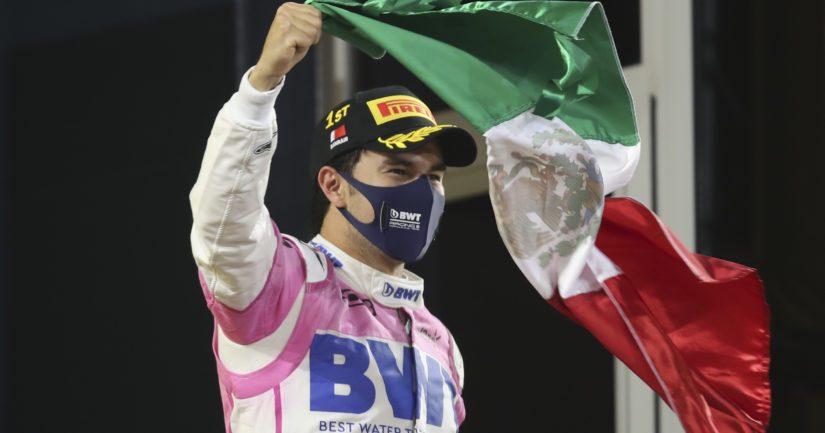 Sergio Perezistä tuli 2020 Formula ykkösten ensimmäinen meksikolaisvoittaja 50 vuoteen