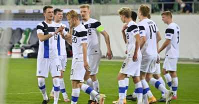 Joel Pohjanpalo teki kaksi maalia – Sveitsi voitti silti