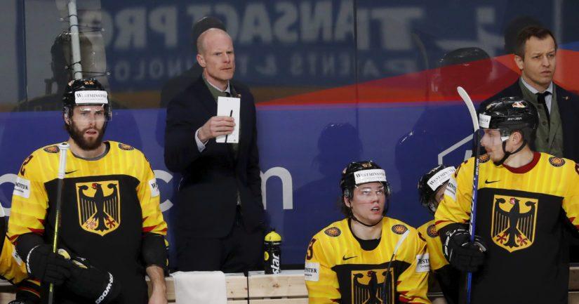 Suomalainen Toni Söderholm valmentaa Saksan jääkiekkomaajoukkuetta
