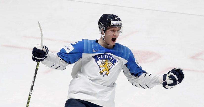 """Anton Lundellille NHL-uran avausmaali – """"Todella hyvä poika"""""""
