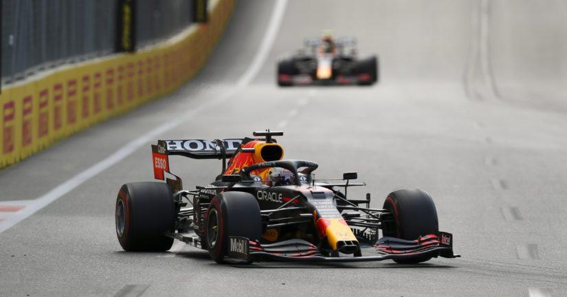 Red Bull on palaamassa Formula ykkösten kärkitalliksi