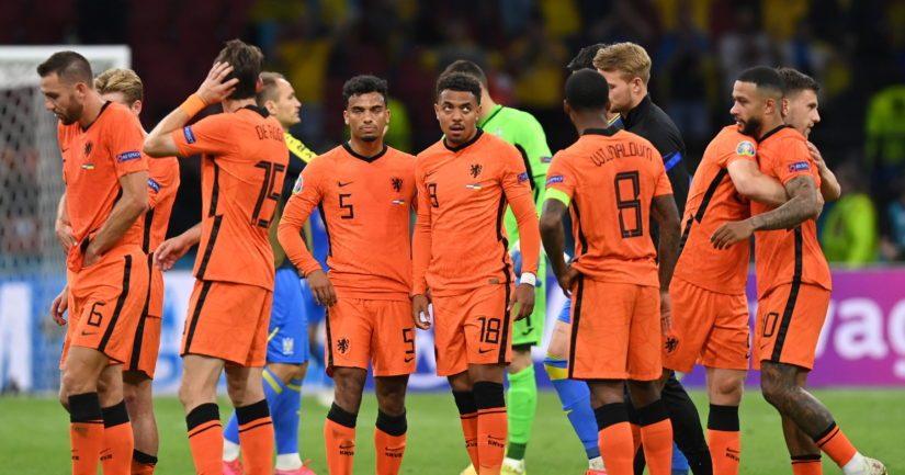 Hollanti teki EM-kisoissa 2021 paluun arvoturnauksiin seitsemän vuoden tauon jälkeen