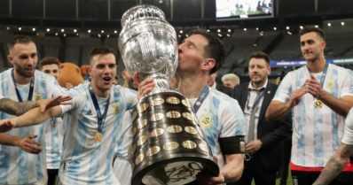 Kauan se kesti – Lionel Messi voitti viimeinkin kultaa