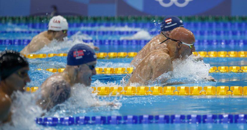Matti Mattsson kilpailee Tokiossa jo kolmansissa olympialaisissaan (Kuva AOP)