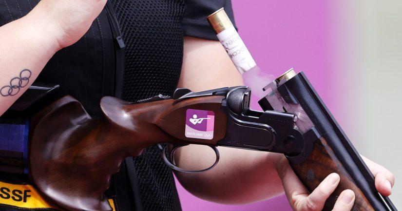 Skeet-ammunta on suosittu olympialaji (Kuva AOP)