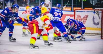 Jokerit taipui KHL:n kärkiottelussa