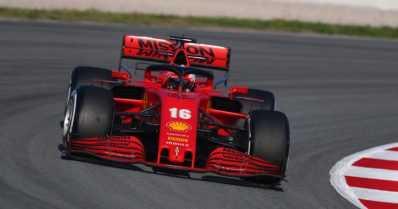 Ferrari kyntää syvällä – käsittämätöntä alisuorittamista