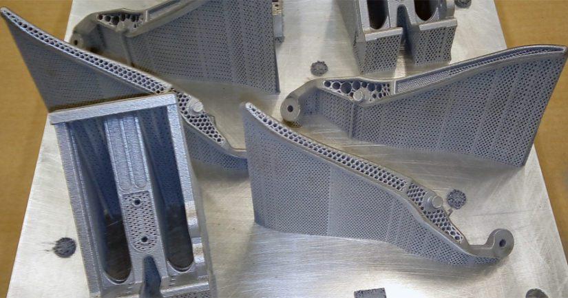 3D-tulostetut metalliosat mahdollistavat myös suurempaa kestävyyttä vaativien osien valmistuksen.