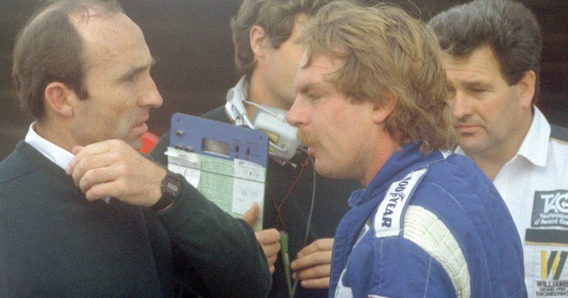 Frank Williams otti riskin ja pestasi Keke Rosbergin kuljettajakseen 1982. Keke kiitti luottamuksesta voittamalla maailmanmestaruuden