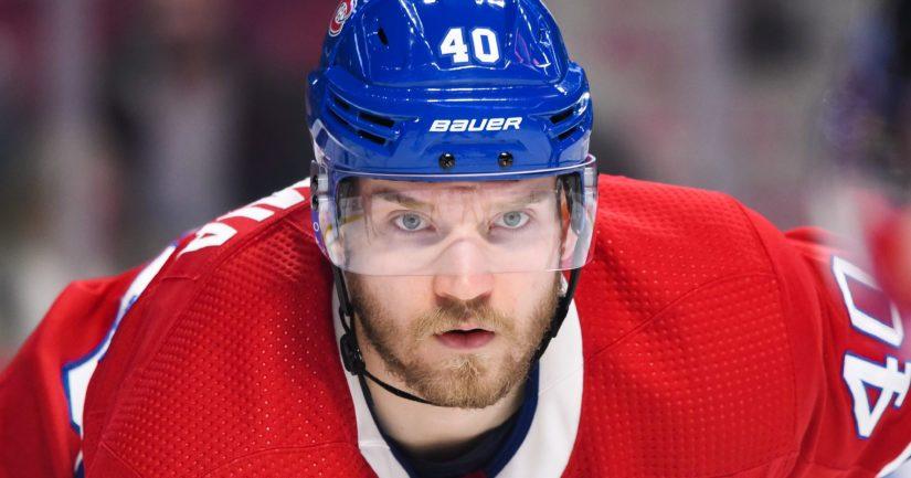 Joel Armia pelaa NHL:n legendaarisimpiin seuroihin lukeutuvassa Montreal Canadiensissa