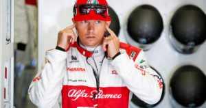 Polvistumatta jääneen Kimi Räikkösen kauden avaus päättyi tallin karmeaan tunarointiin