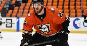 Leijonien MM-kultapuolustaja loistaa nyt NHL:ssä