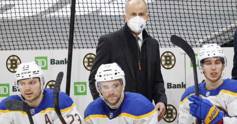 Buffalo Sabres on edellisen kerran nähty NHL:n pudotuspeleissä 2011