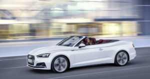 Audi laittoi avoautonsa uusiksi