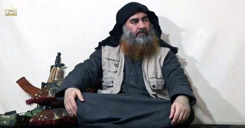 Irakilainen terroristijohtaja Abu Bakr al-Baghdadi toimi ensin al-Qaidassa ja sen jälkeen Isis-järjestössä.
