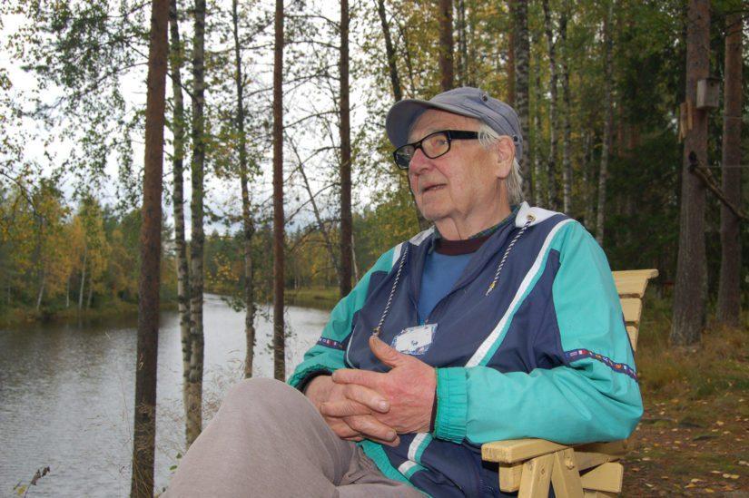 Kuivaniemellä sijaitseva piilopirtti on Ahti Kuoppalalle edelleen tärkeä henkireikä, vaikka näyttelijä muutti hiljattain kotikaupunkiinsa Jyväskylään.