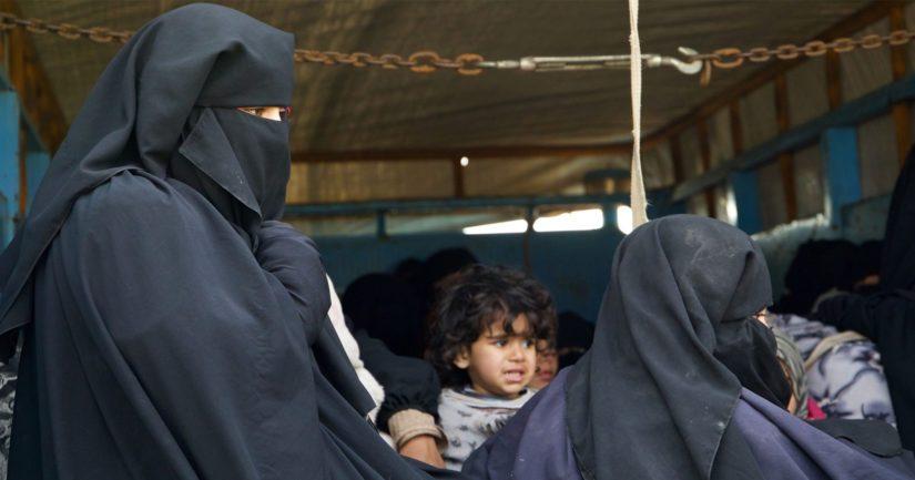 Al-Holin leirillä on kymmenkunta Suomesta lähtenyttä Isis-taistelijoiden puolisoa, ja heillä noin kolmekymmentä lasta.