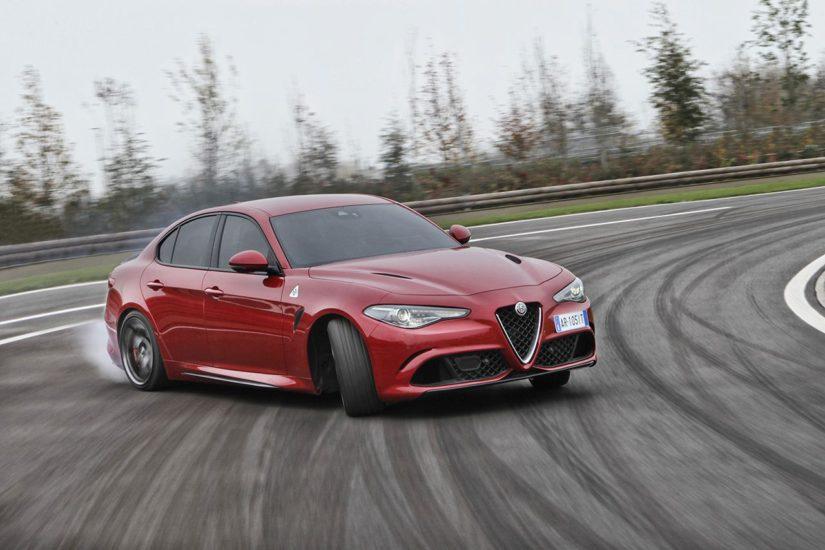 VW-konserni ilmaisi avoimesti kiinnostuksensa Alfaa kohtaan muutama vuosi sitten.