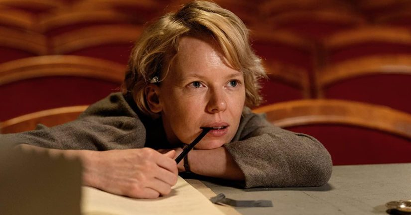 Oscar-kampanjaan tukea saaneen Tove-elokuvan pääosassa nähtiin Alma Pöysti.