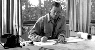 Alvar Aalto oli kansainvälisen modernismin keskeisimpiä vaikuttajia