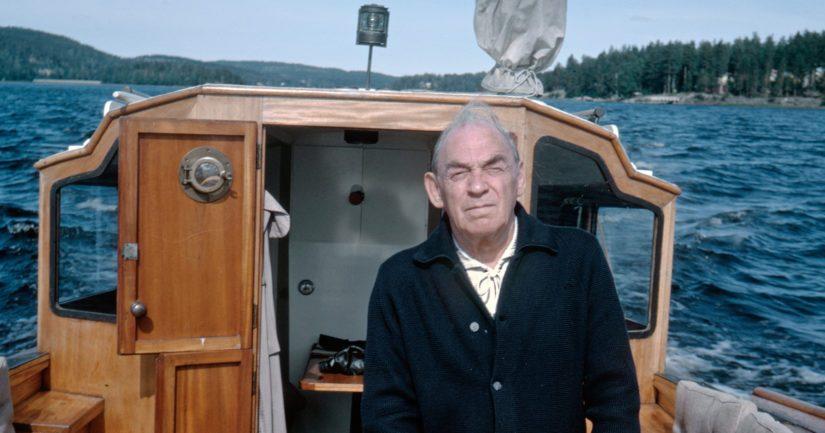 """Alvar Aalto ja """"Nemo propheta in patria"""" -vene."""