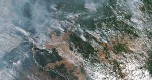 """Amazonin sademetsä palaa – """"Muilla ilmastonmuutoksen torjuntatoimilla ei ole paljon merkitystä"""""""