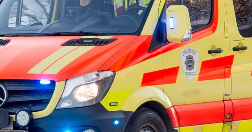 Onnettomuuden osapuolet toimitettiin Tampereen yliopistolliseen sairaalaan.