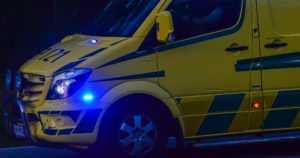 Mönkijäkuskilla oli lähes kaikki pielessä – humalassa ollut kuljettaja ja matkustaja ambulanssilla sairaalaan
