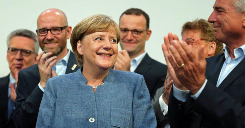 Angela Merkelin jatkolle liittokanslerina ei käytännössä ole vaihtoehtoa.