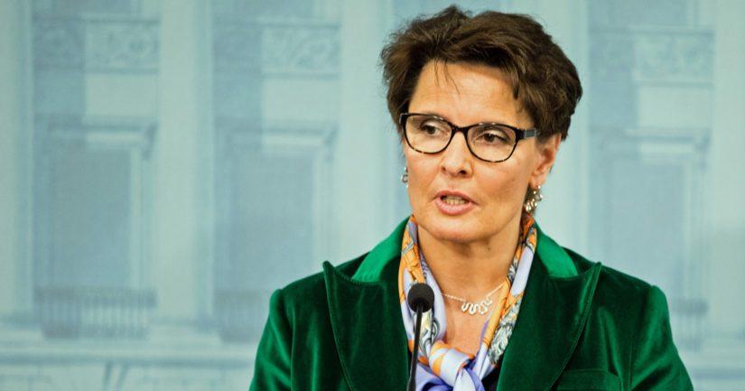 Anne Berner kertoi pankin hallituspaikan olevan hieno luottamuksenosoitus suomalaiselle naiselle.