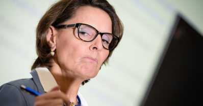 """Ministeri kielsi kolmesti suorassa lähetyksessä – """"Nyt Anne Berner valehteli"""""""