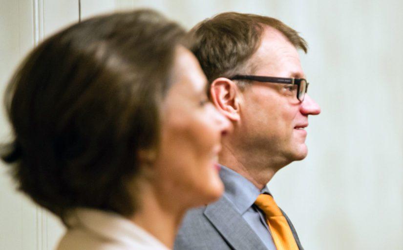 Kaksi yritysjohtajaa Juha Sipilä ja Anne Berner ymmärtävät toisiaan, vaikka muut eivät.
