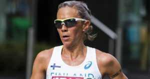 MM-kisoissa oli naisten päivä – Anne-Mari Hyryläinen juoksi hienon maratonin