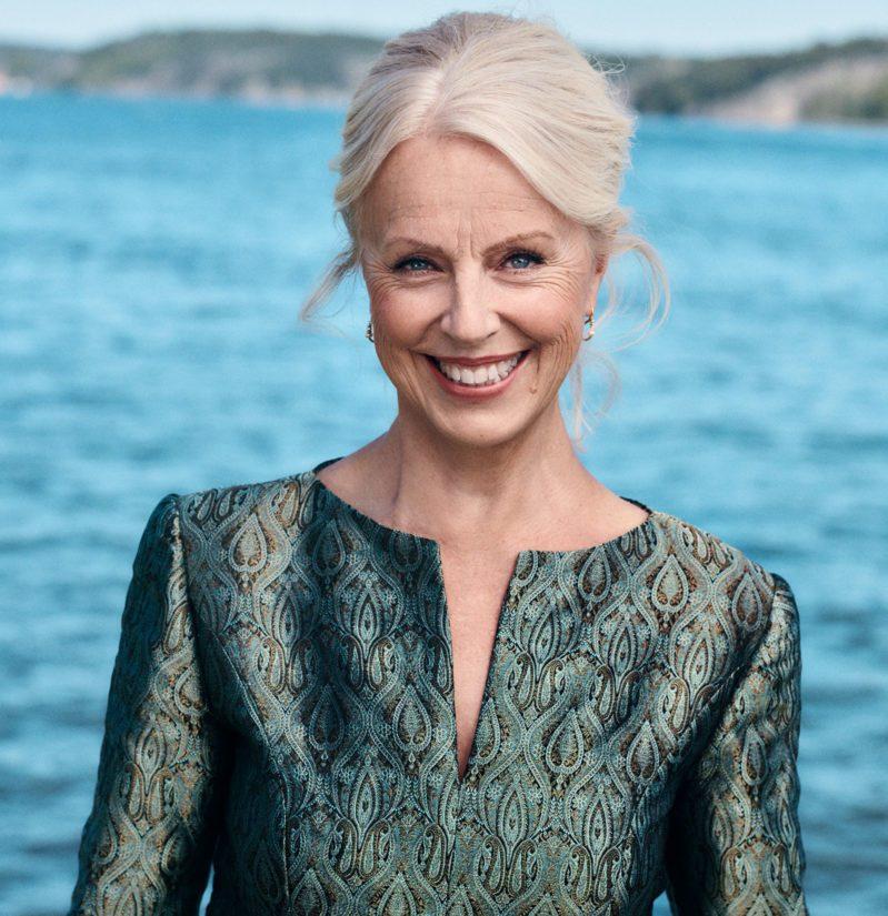 Grammy-palkittu mezzosopraano Anne Sofie von Otter esiintyy myös Naantalissa.