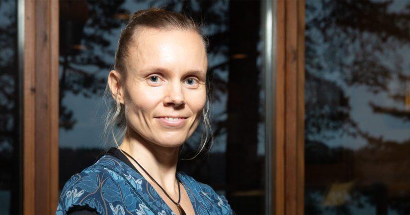 Kaunokirjallisuuden Finlandia-voittaja Anni Kytömäki on hämeenkyröläinen kirjailija.